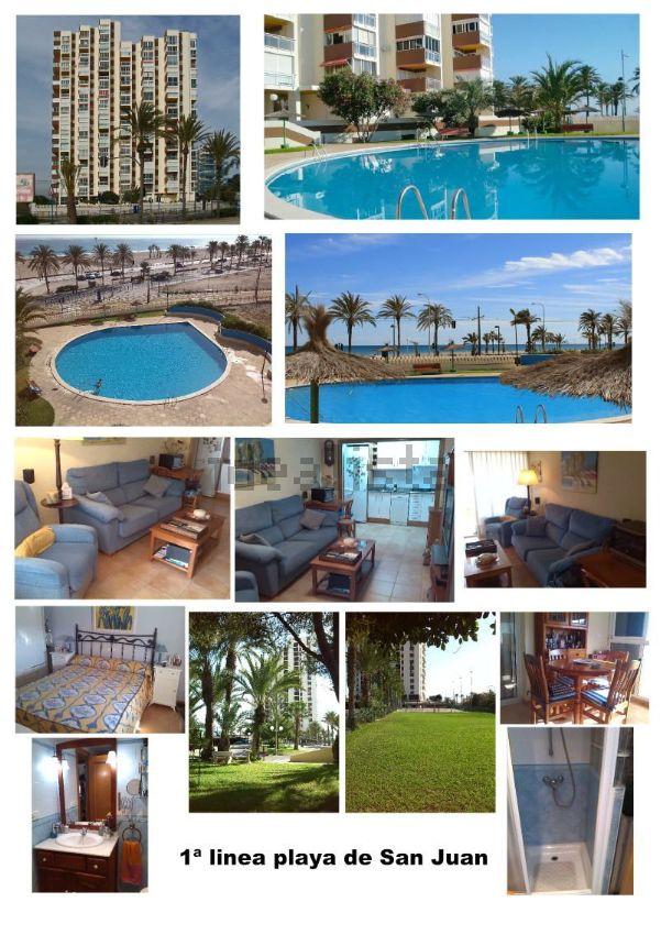 Piso en venta en Playa de San Juan, Alicante : Alacant en Idealista de Habitar Inmobiliaria